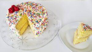 Evde Doğum Günü Pastası Nasıl Yapılır?