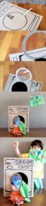 Kartondan Oyuncak Yapımı 22