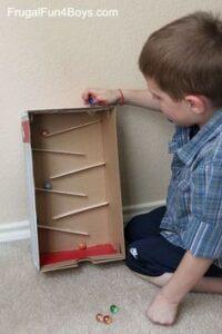 Kartondan Oyuncak Yapımı 29