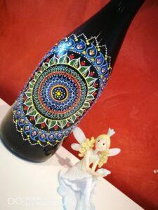 Mandala Taş Boyama 4