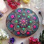 Mandala Taş Boyama Nasıl Yapılır? 10