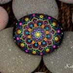 Mandala Taş Boyama Nasıl Yapılır? 13