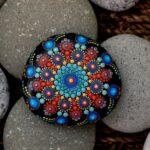 Mandala Taş Boyama Nasıl Yapılır? 15