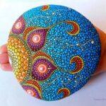 Mandala Taş Boyama Nasıl Yapılır? 16