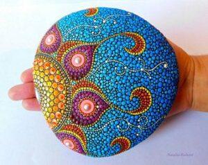 Mandala Taş Boyama Nasıl Yapılır?