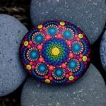 Mandala Taş Boyama Nasıl Yapılır? 17