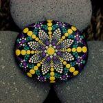Mandala Taş Boyama Nasıl Yapılır? 5