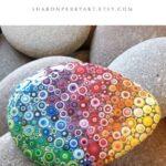 Mandala Taş Boyama Nasıl Yapılır? 6
