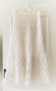 Örgü Elbise Bluz Yapımı 1