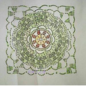 Patlamış Mısır Bebek Battaniyesi Yapımı