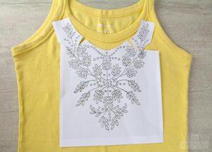 Tişört İşleme 2