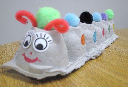 Yumurta Kolisinden Yapılan Çalışmalar 62