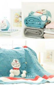 Bebek Battaniyesi El Örgüsü
