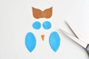 Çam Kozalağından Baykuş Yapımı 1