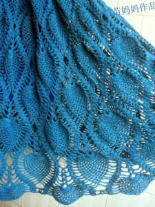 Dantel Örgü Elbise Nasıl Yapılır? 1