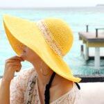 Kağıt İpten Yazlık Şapka Yapımı 6