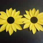 Kartondan Çiçek Yapımı Etkinlikleri 21
