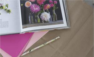 Kartondan Çiçek Yapımı Etkinlikleri 4