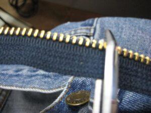 Kot Pantolon Fermuarı Nasıl Değiştirilir? 10