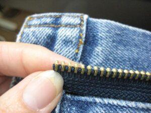 Kot Pantolon Fermuarı Nasıl Değiştirilir? 11