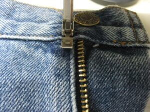 Kot Pantolon Fermuarı Nasıl Değiştirilir? 13