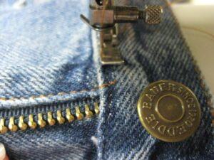 Kot Pantolon Fermuarı Nasıl Değiştirilir? 16