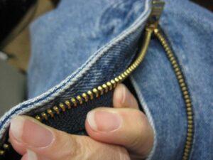 Kot Pantolon Fermuarı Nasıl Değiştirilir? 21
