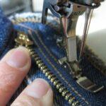 Kot Pantolon Fermuarı Nasıl Değiştirilir? 26