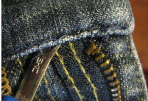 Kot Pantolon Fermuarı Nasıl Değiştirilir? 2
