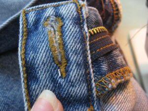 Kot Pantolon Fermuarı Nasıl Değiştirilir? 30