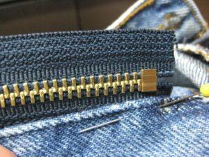 Kot Pantolon Fermuarı Nasıl Değiştirilir? 7