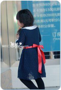 Örgü Çocuk Elbiseleri Anlatımlı 2