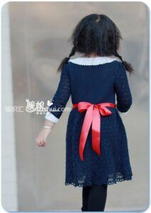 Örgü Çocuk Elbiseleri Anlatımlı 18