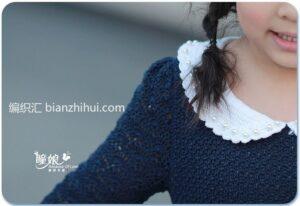 Örgü Çocuk Elbiseleri Anlatımlı 12