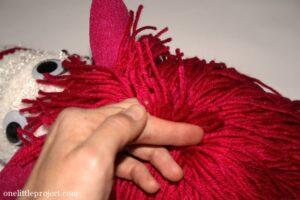 Sopalı At Kafası Yapımı 16