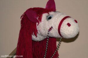 Sopalı At Kafası Yapımı 17