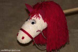 Sopalı At Kafası Yapımı