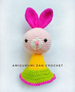 Amigurumi Tavşan Modelleri 5