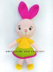 Amigurumi Tavşan Modelleri 6