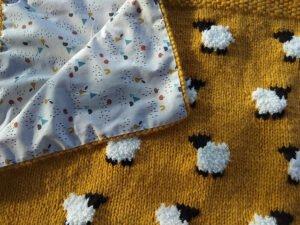 Bebek Battaniyesi Örgü Modelleri Şişle Yapılışı 2