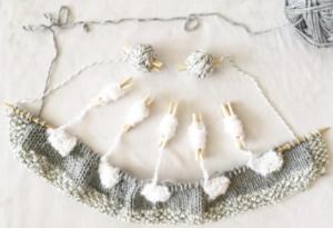 Bebek Battaniyesi Örgü Modelleri Şişle Yapılışı 3