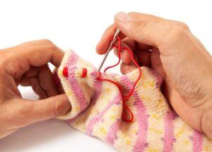Çoraptan Kukla Yapımı 1