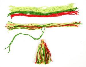 Çoraptan Kukla Yapımı 19