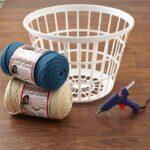 Eski Çamaşır Sepetini Değerlendirme 3