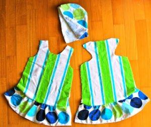 Havlu Elbise Dikimi 1