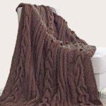 Kadife İp Battaniye Modelleri 12