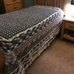 Kadife İp Battaniye Modelleri 15