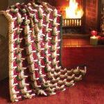 Kadife İp Battaniye Modelleri 18