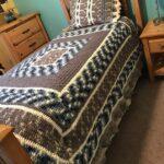 Kadife İp Battaniye Modelleri 19