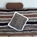 Kadife İp Battaniye Modelleri 31